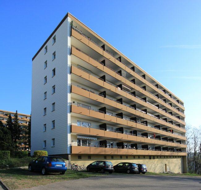 Haus Breslauer Straße 44-46 Südansicht 2