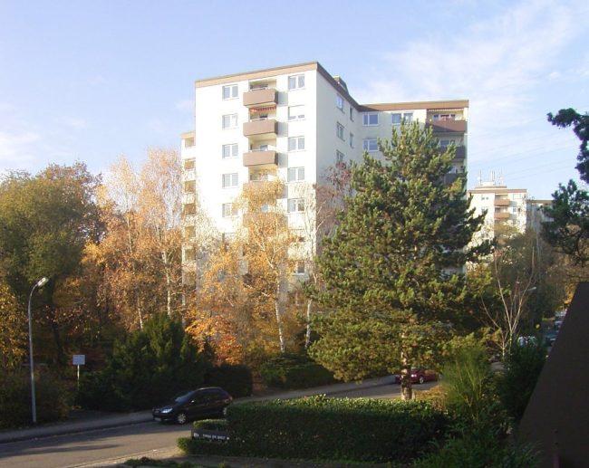 Haus Türkismühler Straße 17 Südostansicht