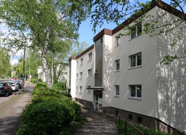 Haus Breslauer Straße 25/26 Straßenansicht